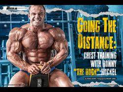 Most Muscular Magazine