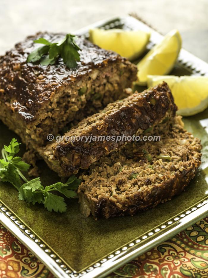 Traditional Meatloaf