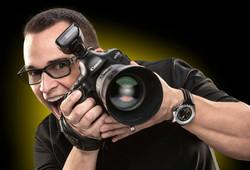 Photographer Gregory James