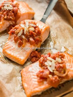Salmon Sofrito