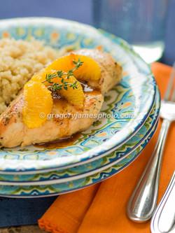 Ginger Orange Chicken