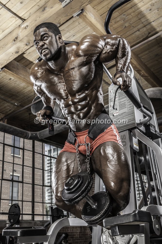 Brandon Curry 2019 MR OLYMPIA