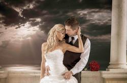 Gregory James Wedding Photo
