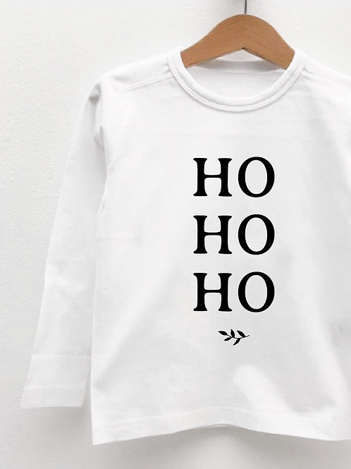 Tee-Shirt Manches Longues « HOHOHO »
