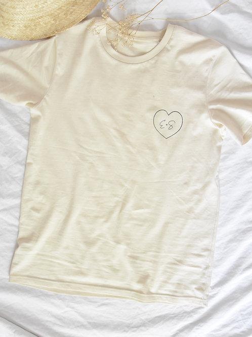 "Tee-Shirt Homme ""TOI+MOI"""