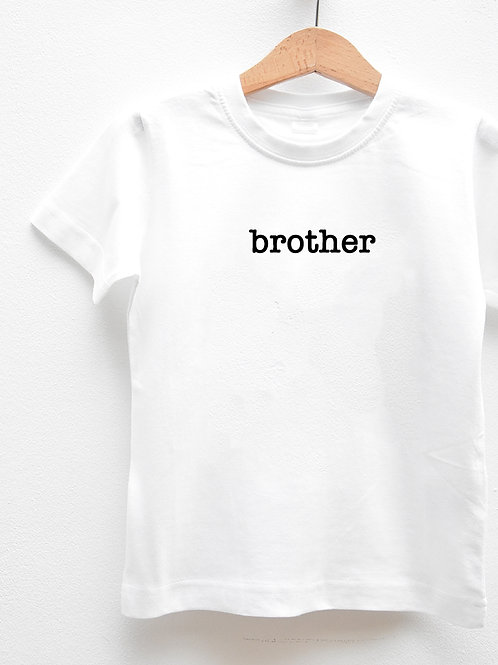 Tee-Shirt Manches Courtes « BROTHER »
