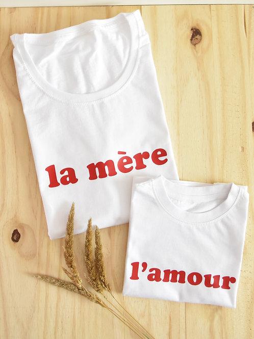 """Duo """"LA MÈRE / L'AMOUR"""""""