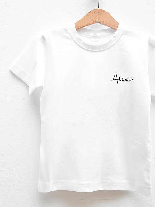 Tee-Shirt Manches Courtes « SIGNATURE »