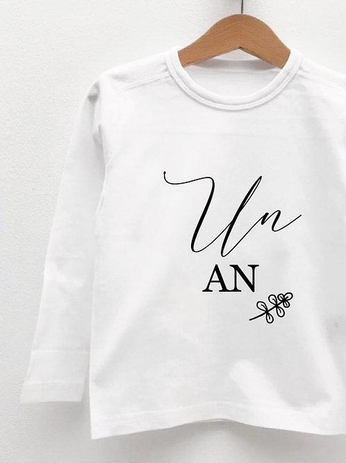 Tee-Shirt Manches Longues « AN »