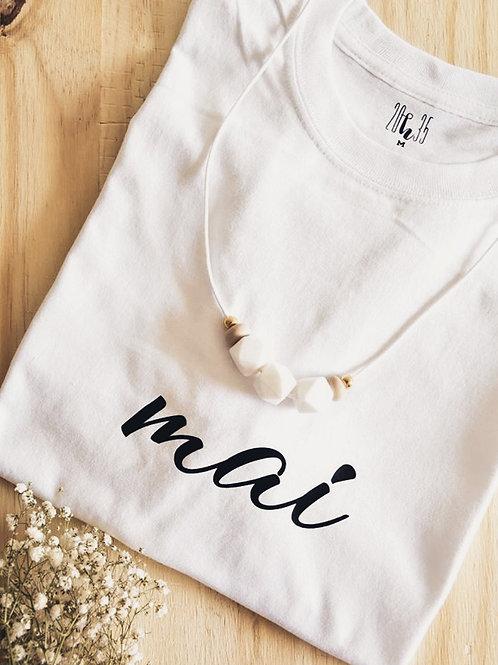 Tee Shirt « MOIS »
