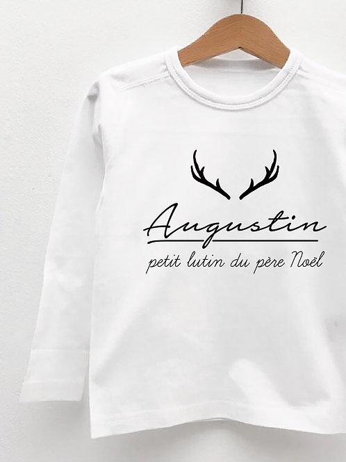 Tee-Shirt Manches Longues « DEER »
