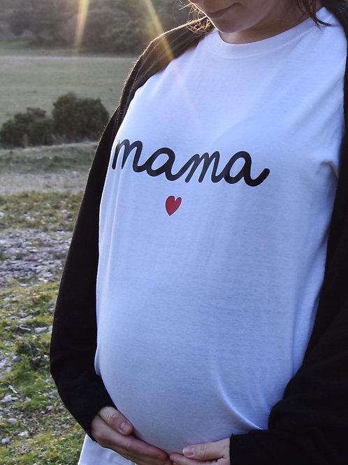 Tee Shirt « MAMA ♡ »