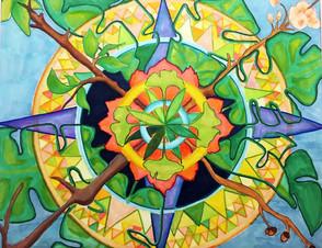 Seasons Mandala