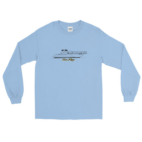 Men's Classic Sea Ray Long Sleeve Shirt