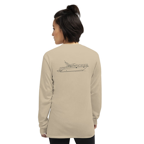 Men's Long Sea Ray Amberjack Sleeve Shirt