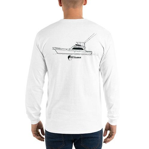 Men's Egg Harbor 60' Classic 1988 Long Sleeve Shirt