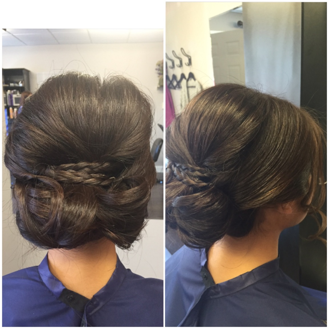 Up-Do with Braids