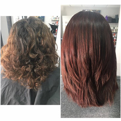 Color Correction Red