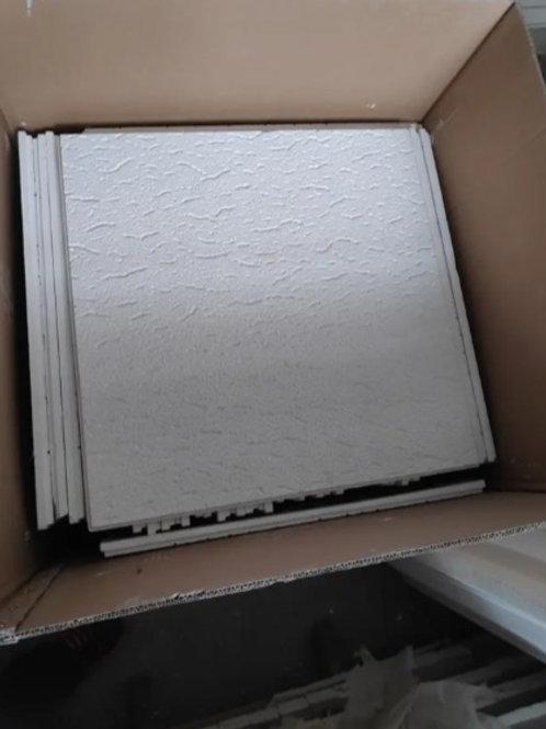 Placa registrable 60x60 escayola