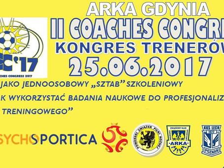 Arka Gdynia Coaches Congress 2017