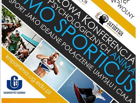 Homo Sporticus - sport jako idealne połączenie umysłu i ciała