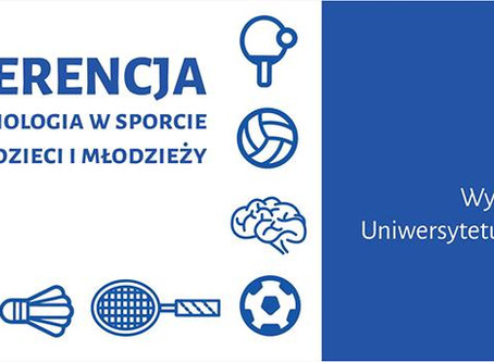"""III Konferencja """"Psychologia w sporcie dzieci i młodzieży"""" UW"""