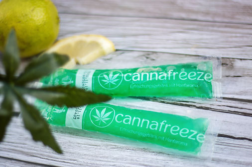 Cannafreeze Wassereis