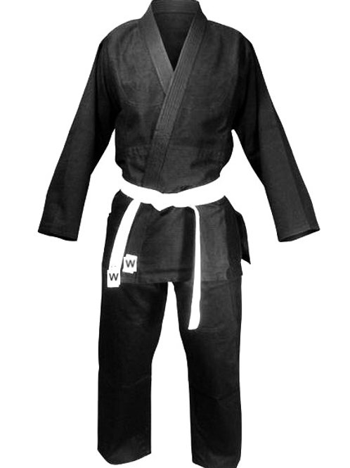 Judogi Negro Warriors