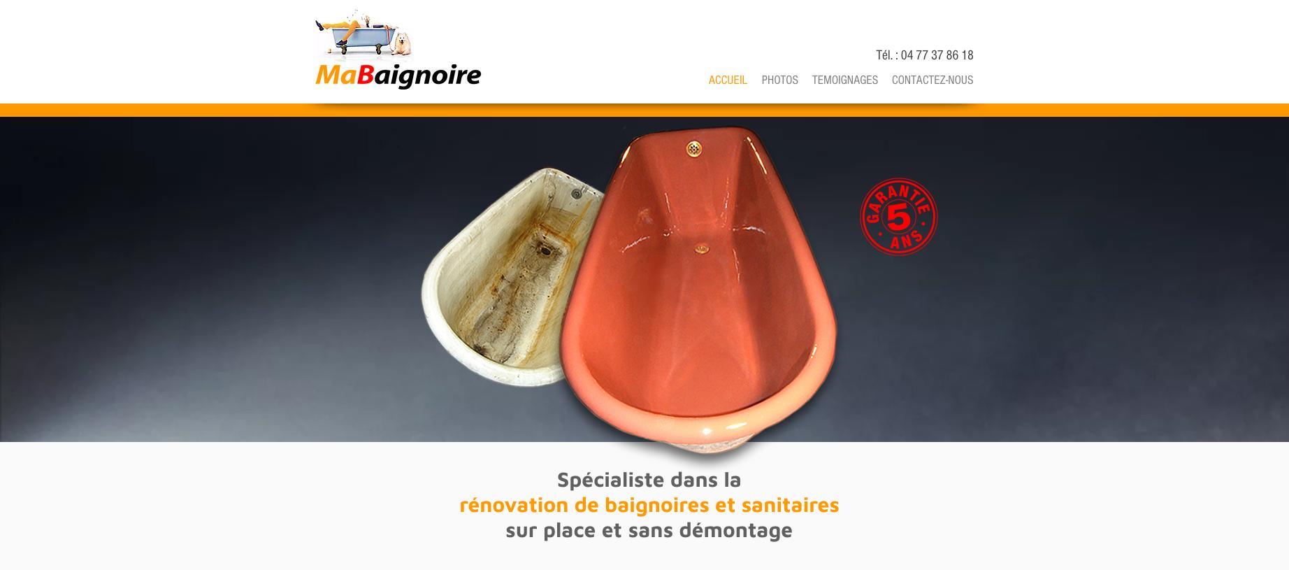 Reemaillage De Baignoires Mabaignoire France
