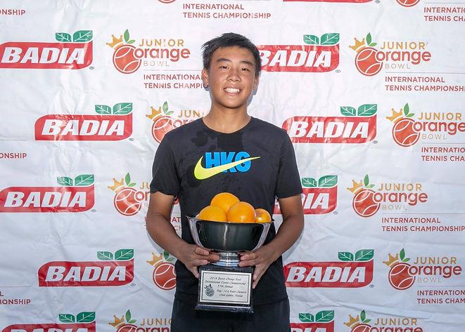 Coleman_2018 Junior Orange Bowl Tennis C
