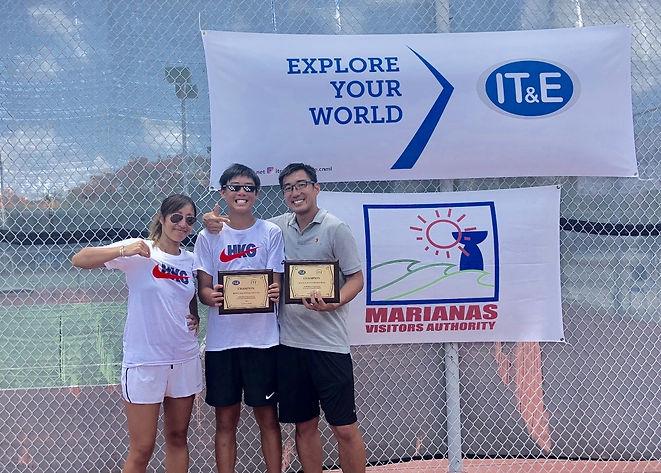 Coleman_2018 ITF Junior G5 in Saipan (Ch