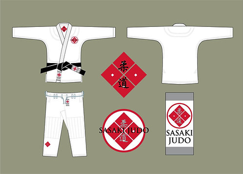 Sasaki Competition Uniform