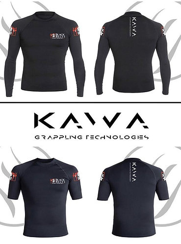 JR SAMURAI/ADULT Rash Guard