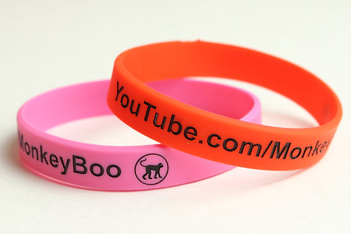 3 for $8 Monkey Boo Bracelets