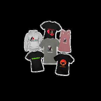 MonkeyBoo shirts