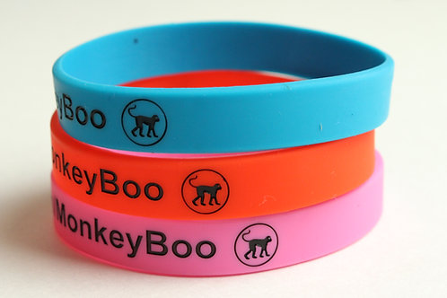 MonkeyBoo Bracelets 5 for $10 (assorted colors)