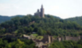Castle Hill, Veliko Tarnovo, Bulgaria