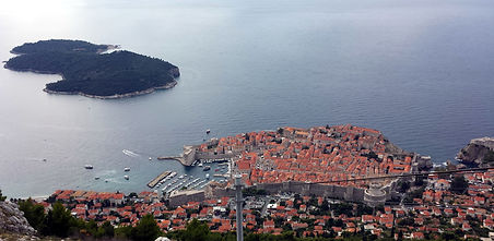 Top Places to Visit in Croatia-Dubrovnik Old Town