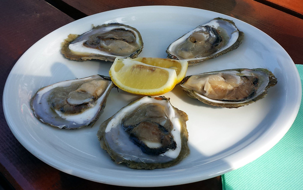 Go to Croatia in spring for the annual oyster festival!