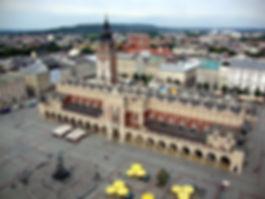Old Market Square, Krakow, Poland