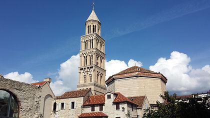 Top Places to Visit in Croatia - Old Town Split