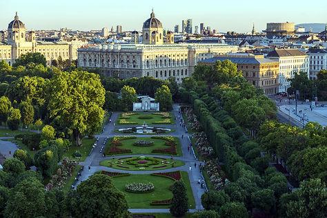 Voksgarten, Vienna, Austria