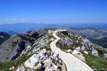 Lovcen National Park, Montenegro