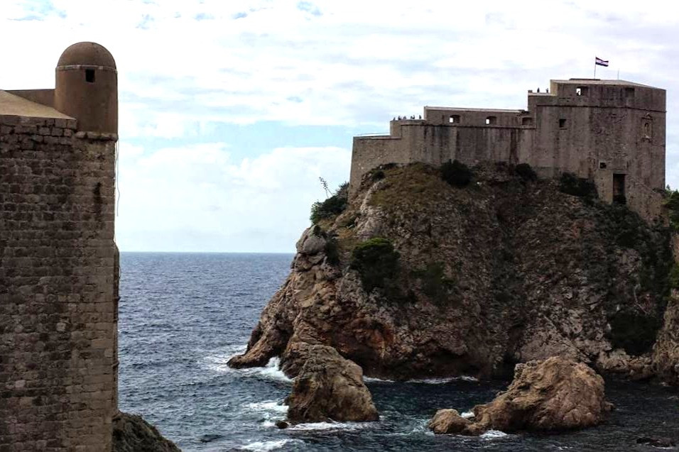 Game of Thrones fans may recognize Fort Lovrijenac as King's Landing!