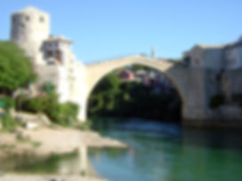 Old Bridge-Mostar-Bosnia-Herzegovina