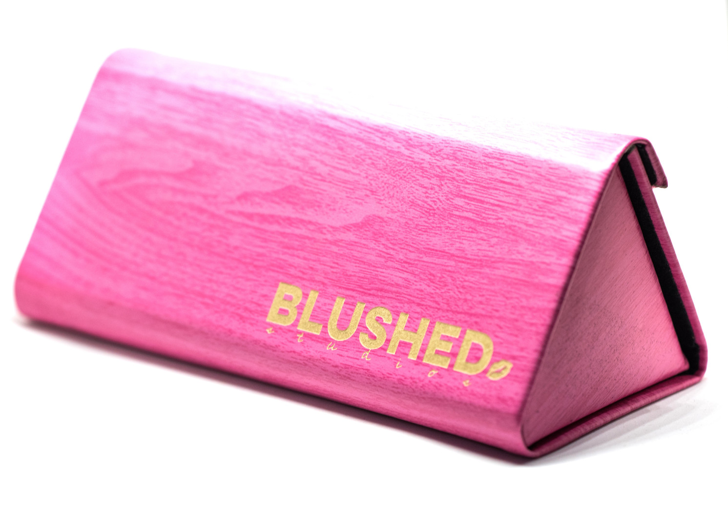Pink Case Open
