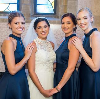 Bride & Squad
