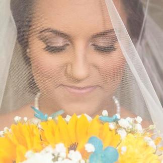 Dramatic Bridal Makeup