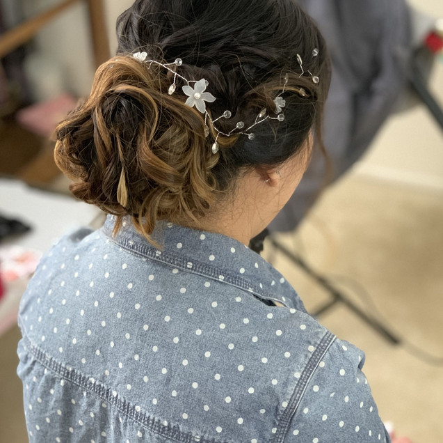 Low Style Up-Do