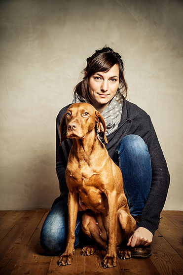 Mareike Hans, Sozialarbeiterin, Tiergestützte Pädagogik